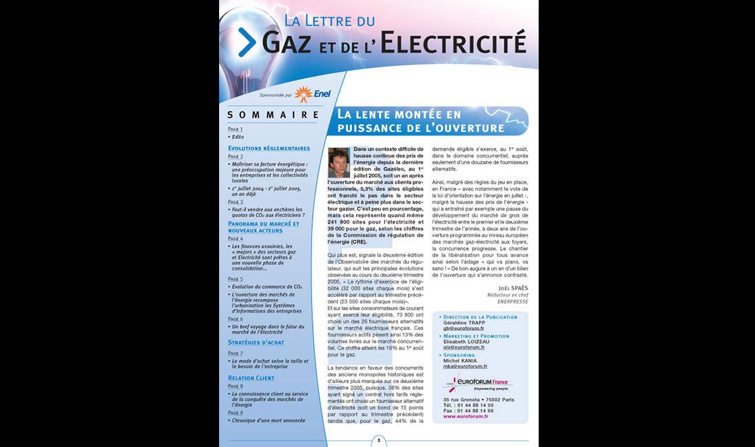 newsletters-lettre-gaz
